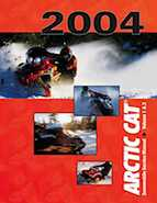 2004 Arctic Cat Snowmobiles Factory Service Manual