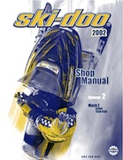 2002 Ski-Doo Shop Manual - Volume Two